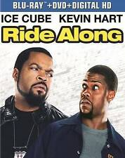 Ride Along (Blu-ray + DVD + DIGITAL HD w Blu-ray, Very Good