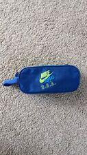 Vintage Nike Blue Shoe Bag - Sports Bag, retro