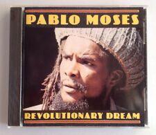 """PABLO MOSES: """"Revolutionary Dream"""" (CD 1992 Shanachie) Reggae (NM+) RARE!"""