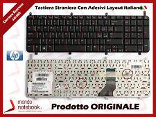 Tastiera HP Pavilion DV8-1000 series con ADESIVI LAYOUT ITALIANO p/n 532377-001