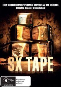 SX Tape : NEW DVD