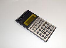 Vintage RadioShack EC-498 LCD Scientific Calculator Japan