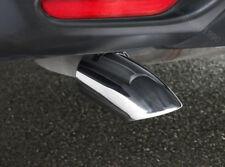 Stainless Rear Exhaust Muffler Tip End Pipe FOR TOYOTA RAV4 2016 2017 2018