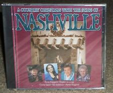 A Country Christmas With The Stars Of Nashville (CD) NEW