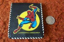 SPIDERMAN  1978 Marvel  Original   Near Mint  WALLET