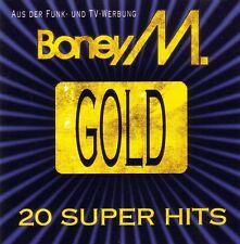 Boney M. - CD-or - 20 super hits (1992)