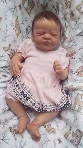 reborn baby dolls. Baby girl Evin by Elisa Marx