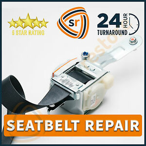 FOR MITSUBISHI SEAT BELT REPAIR BUCKLE PRETENSIONER REBUILD RECHARGE SEATBELTS