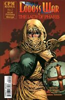 CPM Record Of Lodoss War The Lady Of Pharis #2 May 1999 Bagged/Boarded/Unread