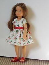 """9 """" Kruseling Doll's Dress"""