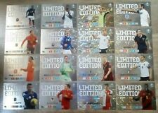 Panini EURO 2020 lot 16 limited cards