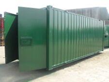 21ft x 8ft Anti vandal Storage Container Waterproof secure lockable UK SELLER