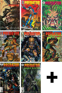 PREDATOR COMIC BOOKS ~ Dark Horse Comics ~ AvP, Minis, Specials+++