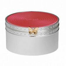 Vera Wang Love Treasures Treasure Box - Pink Butterfly