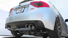 GReddy Supreme SP Exhaust System for Subaru WRX / STI 09-14 Hatchback