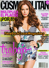 Spanish Cosmopolitan 9/14,Aleyda Ortiz,September 2014,NEW