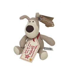 Boofle Cute Knitted Dog Still With Tags 20cm Long Item 402499 Ref 12