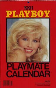 US Playboy Playmate Kalender 1991