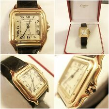 CARTIER  panthere gm XL or/gold 18k/750