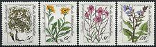 West Germany 1983 SG#2038-41 Alpine Flowers MNH Set #D115