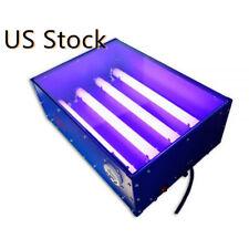 Us Stock Uv Exposure Unit Screen Printing Plate Making Silk Screening Diy