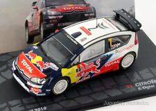 1/43 CITROEN C4 WRC OGIER RALLY PORTUGAL 2010 IXO EAGLEMOSS DIECAST