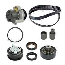 Timing Belt Water Pump For VW Jetta Golf New Beetle Caddy ALH 1.9 TDI SDI CRP