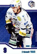 2006-07 Czech Bili Tygri Liberec Postcards #10 Lubomir Vaic