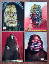 Star Wars Galaxy, Series 2 Cards, Topps, #141-275