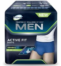 Tena MEN ACTIVE FIT pants plus large, 15.25.31.2024, 10er confezione