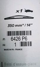 GENUINE PEUGEOT 206 SW / 406 BREAK REAR WIPER BLADE 350 mm / 14''