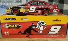 Kasey Kahne 2004 1:24 #9 Mad Magazine SPY vs SPY NASCAR Action Dodge 1 Of 9828