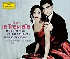 Verdi: La Traviata (CD, Nov-2005, 2 Discs, Deutsche Grammophon)free postage