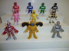 Imaginext SCG Power Rangers Mini 3? Figures Goldar White Ranger Putty Patrol