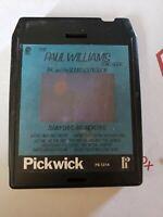 Paul Williams Songbook - 8 Track