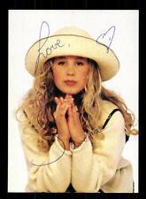 Sandra Schwarzhaupt Autogrammkarte Original Signiert ## BC 92130