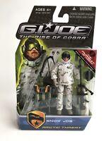 RARE SNOW JOB UNRELEASED GI Joe Cobra ROC Pursuit Of Cobra Cancelled figure MOC