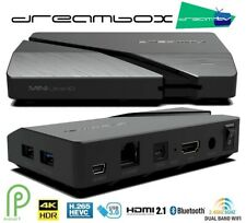 Dreambox Dreamtv Mini Ultra HD Android 9.0 IPTV Streamer TV BOX IPTV 4k Nuovo