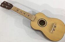 Amigo AMU18 Solid Spruce Top 4-String Soprano Ukulele Made In Romania