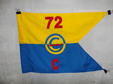 flag867 Post WW 2 US Army Constabulary Guide on 72nd Regiment C Company W9A