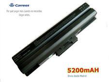 Batería para Sony Vaio VGP-BPS13B/B VGP-BPS13/Q No Bios CD Rapido Envio d Madrid