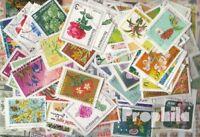 Motive 200 verschiedene Blumen und Pflanzen Marken