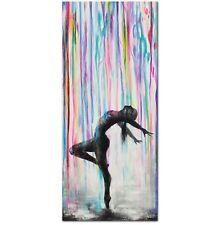 100% Handgemalt Acryl Öl Gemälde handgemaltes Wand Bild Kunst Leinwand Anmut