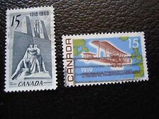 CANADA - timbre yvert et tellier n° 407 415 obl (A03) stamp