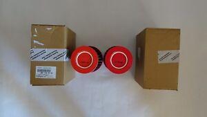 PORSCHE 2011-12 997 GT 3 RS 4.0 AIR FILTERS OEM PORSCHE 997 110 131 91 (2 X )