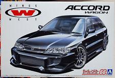 1997 Honda Accord Wagon Wings West JDM 1:24 Aoshima 058039