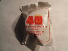 McDONALDS HAPPY MEAL TOYS,  40TH ANNIVERSARY   ( # 18  FROM 1996  )