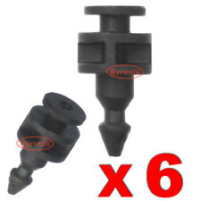 REAR BACK TAIL LIGHT LAMP REPAIR FIXING TRIM CLIPS FOR MERCEDES SPRINTER 906 X 6