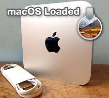 Apple Mac mini A1347 Desktop MGEN2LL/A 2014 2016 2018 model Mojave 10.14 macOS