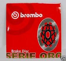 BREMBO DISCO FRENO POSTERIORE SERIE ORO per YAMAHA T-MAX ABS 500 2008